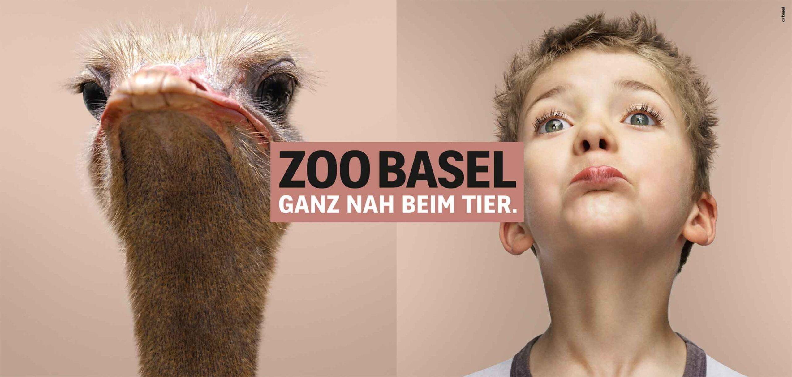 cr Basel Werbeagentur Zoo Basel Plakat