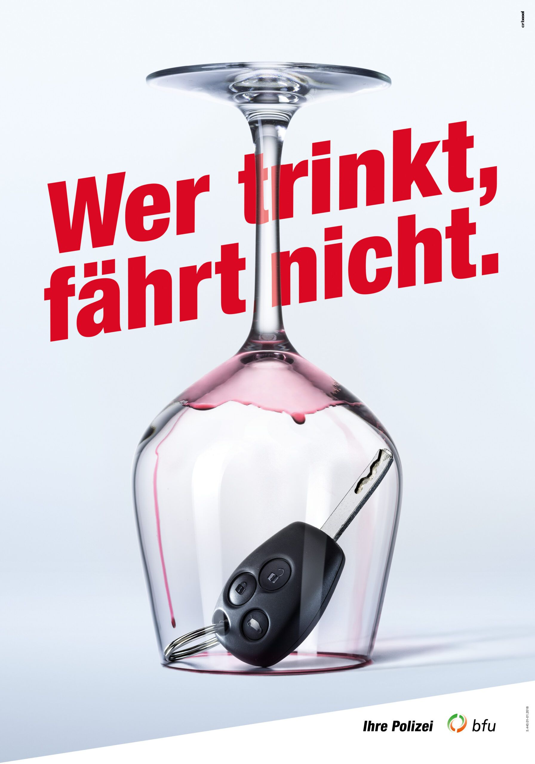 cr Basel Werbeagentur BFU prävention kampagne