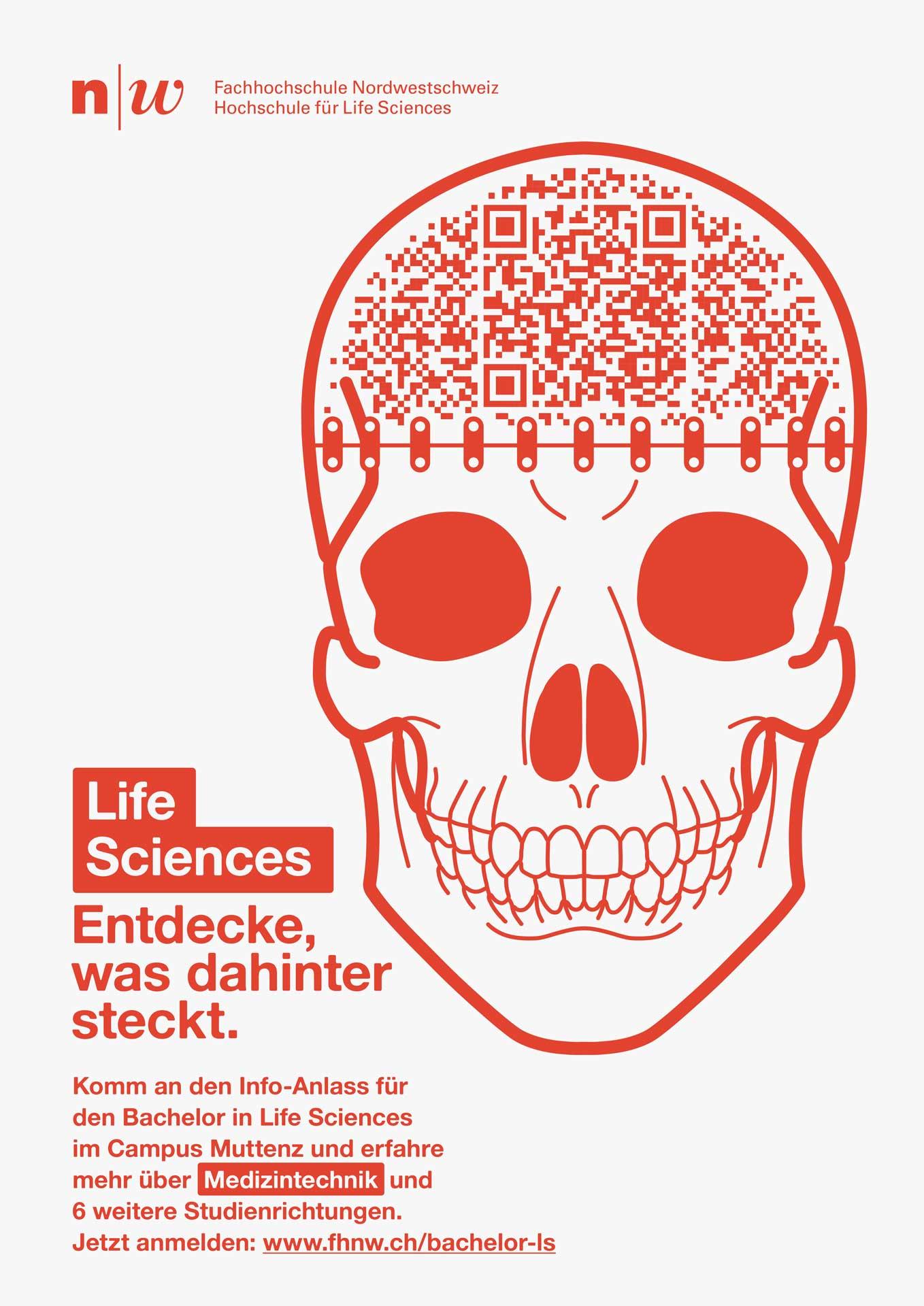 cr Basel Werbeagentur FHNW Kampagne Plakat