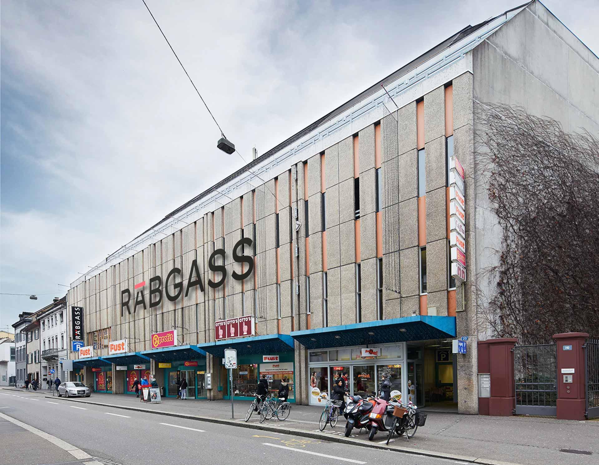 Räbgass Center